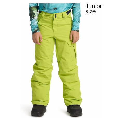 pants Burton Exile Cargo - Tender Shoots - boy´s