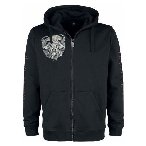 Black Premium by EMP - Mask Of Sanity - Hooded zip - black