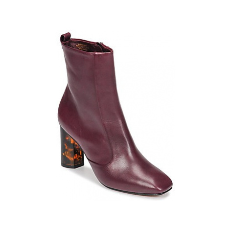KG by Kurt Geiger STRIDE women's Low Ankle Boots in Bordeaux KG Kurt Geiger