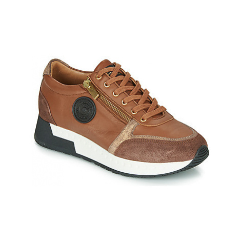 Pataugas TILIA women's Shoes (Trainers) in Brown