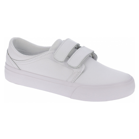 shoes DC Trase V SE - WWA/White/White/Athletic Red