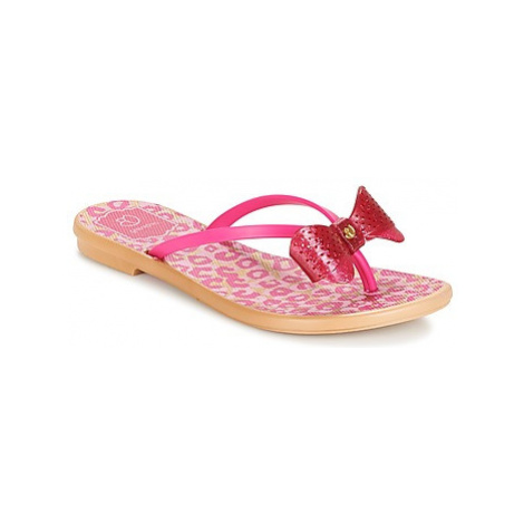 Grendha PARADISO THONG KIDS girls's Children's Flip flops / Sandals in Pink