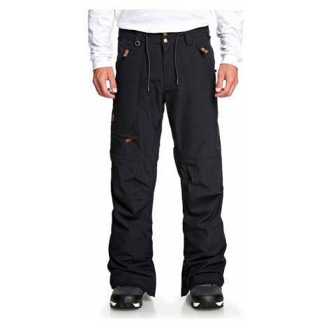pants Quiksilver Elmwood - KVJ0/Black - men´s