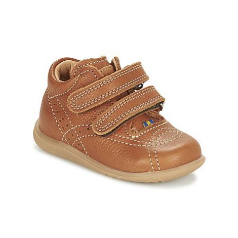 Kavat VANSBRO EP boys's Children's Mid Boots in Brown
