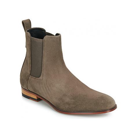 HUGO CULT CHEB SD men's Mid Boots in Grey Hugo Boss
