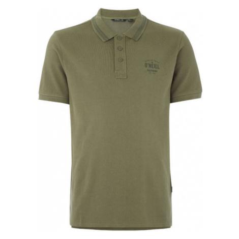 O'Neill LM COPCO POLO dark green - Men's polo shirt