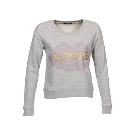 Kookaï ADAMINA women's Sweatshirt in Grey
