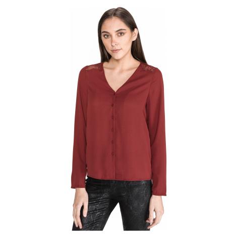Vero Moda Emma Blouse Red
