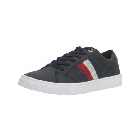 Tommy Hilfiger FW0FW04299 women's Shoes (Trainers) in Blue