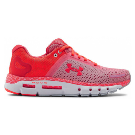 Under Armour HOVR INFINITE 2 pink - Women's running shoes