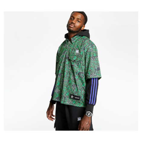Women's sports zip-through sweatshirts and hoodies Adidas