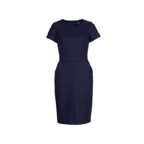 Gant BROMS women's Dress in Blue