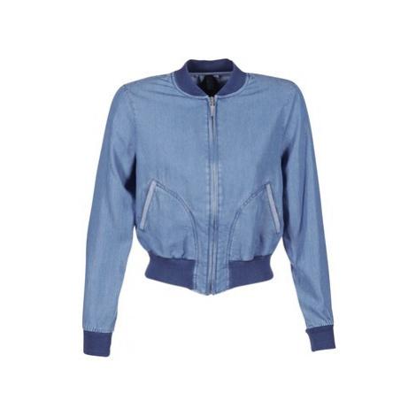 Benetton FERMANO women's Denim jacket in Blue United Colors of Benetton