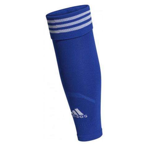 adidas TEAM SLEEVE 18 blue - Men's football socks