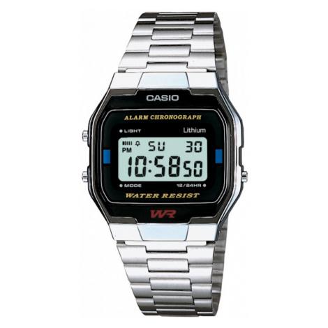 Mens Casio Classic Leisure Alarm Chronograph Watch A163WA-1QES