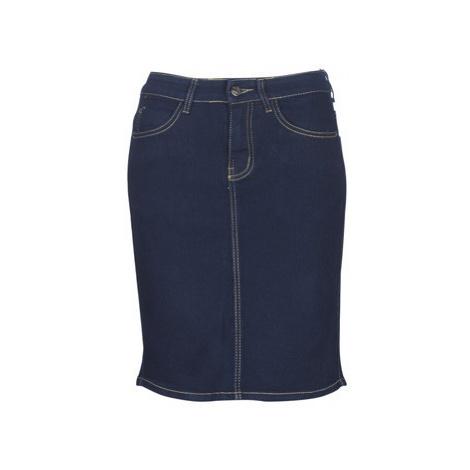 Yurban JUL women's Skirt in Blue