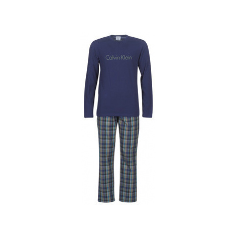 Calvin Klein Jeans SET PYJAMA men's Sportswear in Blue