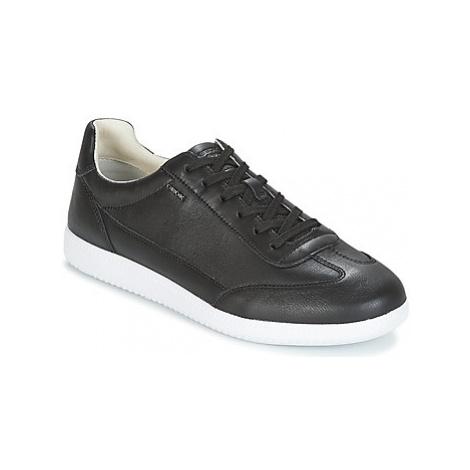 Geox U KEILAN B men's Shoes (Trainers) in Black