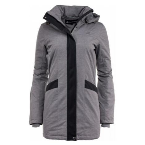 ALPINE PRO WESTINA 2 grey - Women's coat