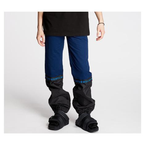 Black men's casual trousers