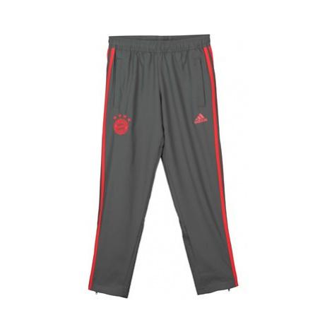 FC Bayern Training Woven Pant - Dark Green - Kids Adidas