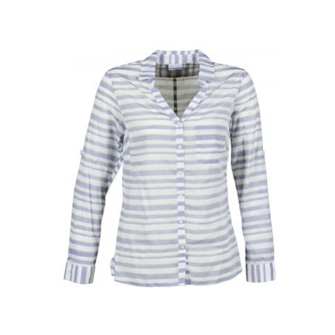 Columbia EARLY TIDE women's Shirt in Grey