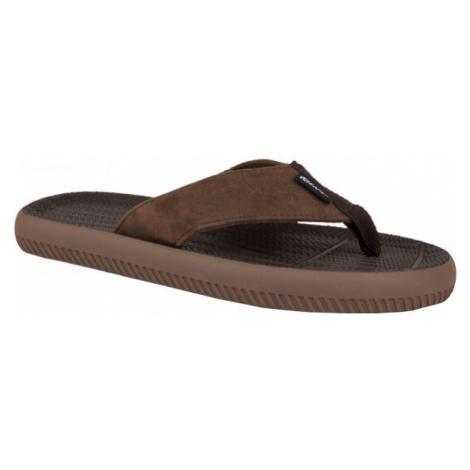Reaper ALAZAR brown - Men's flip-flops