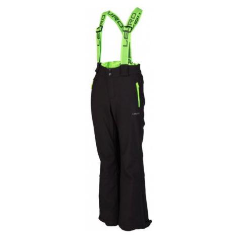 Lewro NUKA green - Kids ski pants