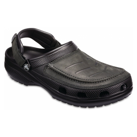 shoes Crocs Yukon Vista Clog - Black/Black