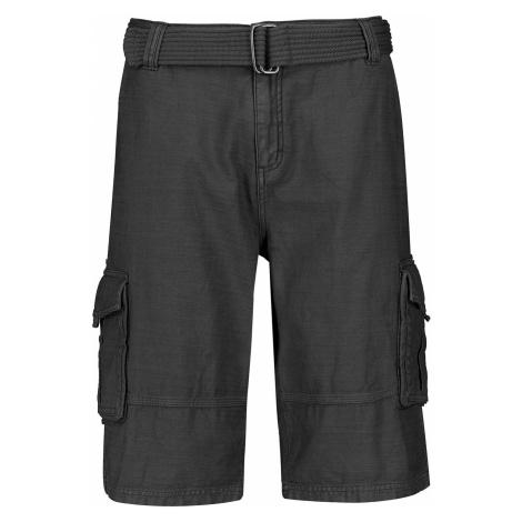 Eight2Nine Men's Cargo Bermuda Shorts black