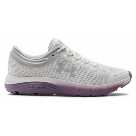 Under Armour CHARGED BANDIT 5 white - Women's running shoes