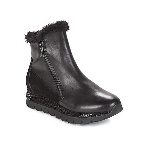 Café Noir DEBARO women's Mid Boots in Black