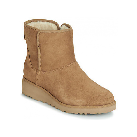 UGG KRISTIN women's Mid Boots in Brown