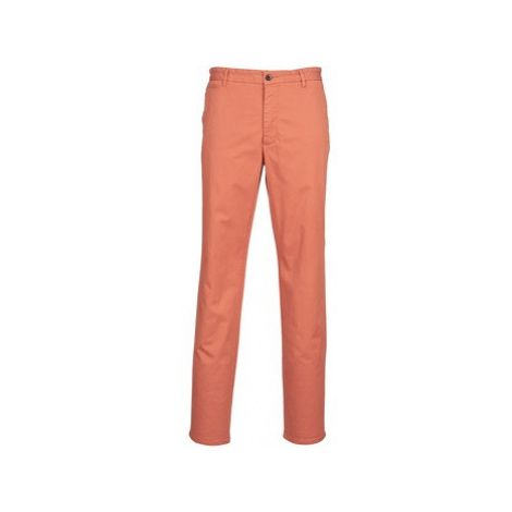Dockers MARINE SLIM FILLMORE men's Trousers in Orange