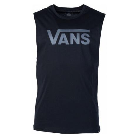 Vans MN CLASSIC CHOP black - Men's top