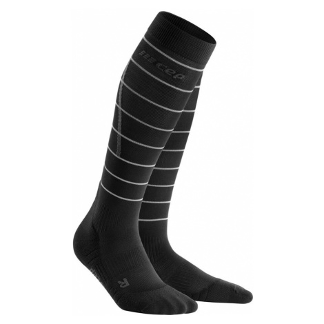 Reflective Running Socks Women