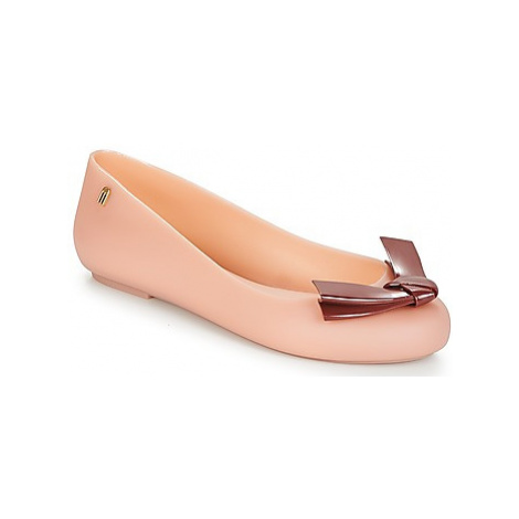 Melissa SPACE LOVE V women's Shoes (Pumps / Ballerinas) in Pink