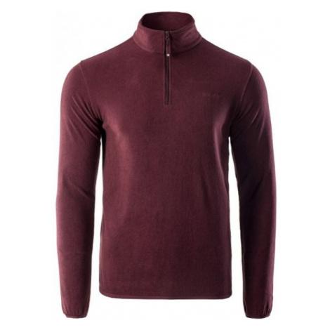 Hi-Tec DAMER II red wine - Men's sweatshirt