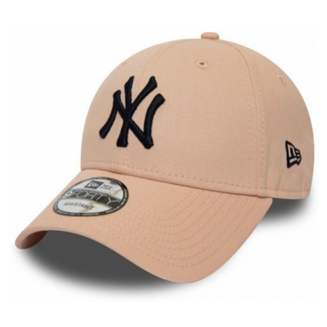 New Era 9FORTY MLB THE LEAGUE ESSENTIAL NEW YORK YANKEES pink - Men's club baseball cap