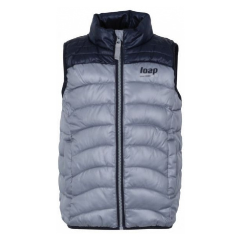 Loap IGNAS grey - Kids' vest