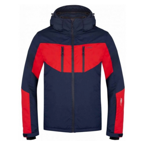 Loap LANDER blue - Men's ski jacket