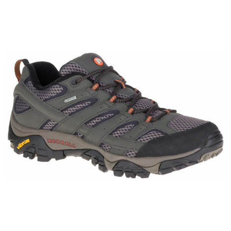 Merrell Mens Moab 2 Low GORE-TEX Hiking Shoe