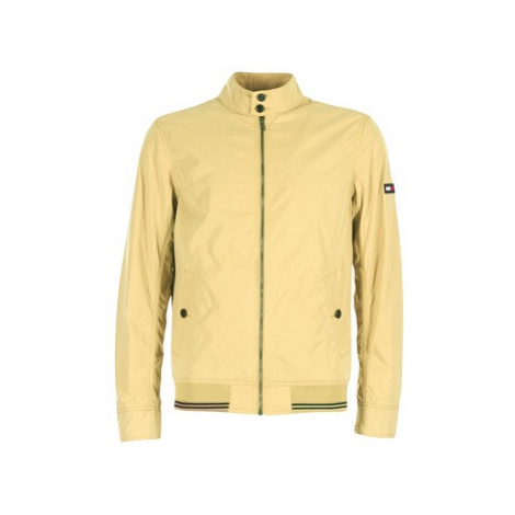 Tommy Jeans THDM BASIC HARRINGTON men's Jacket in Beige Tommy Hilfiger