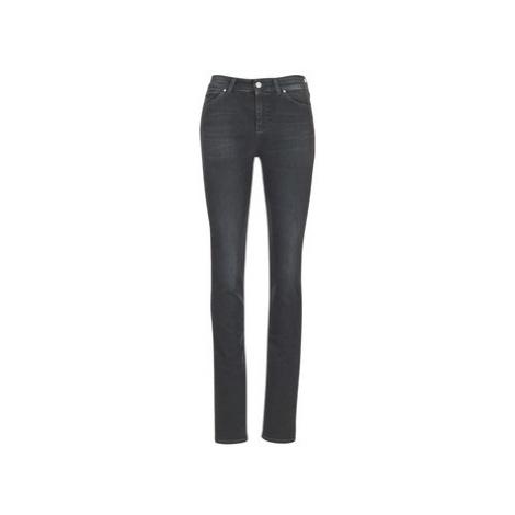 Armani jeans LAMIZ women's Skinny Jeans in Black