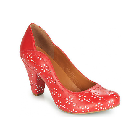 Cristofoli YOSHI women's Court Shoes in Red Cristófoli