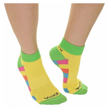 socks Voxx Kvadra - Multicolor/Green