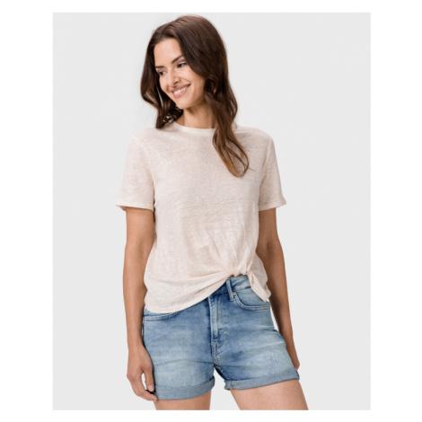 Pepe Jeans Lua T-shirt Beige