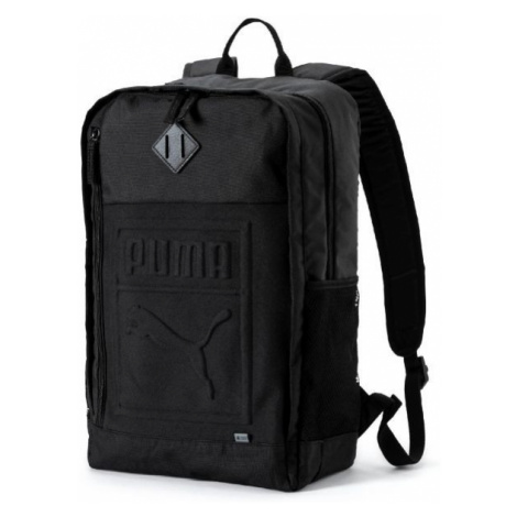 Puma BACKPACK black - City backpack