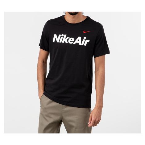 Nike Sportswear Air Tee Black/ University Red