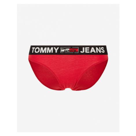 Tommy Hilfiger Contrast Briefs Red